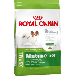 Royal Canin X_SMALL MATURE/ADULT +8