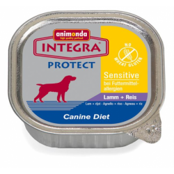 Animonda INTEGRA® Protect dog Sensitive Lamb&Rice 150 g