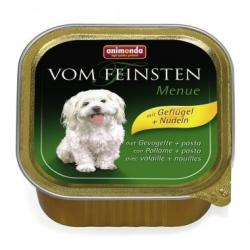 Animonda Vom Feinsten dog ADULT hydina a cestoviny 150 g
