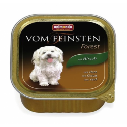 Animonda Vom Feinsten dog ADULT jeleň 150 g