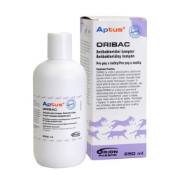 Aptus Oribac šampón 250 ml