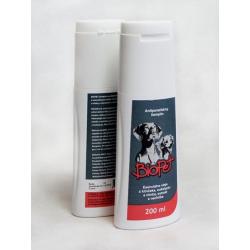 BIOPET šampón antiparazitárny pre psy
