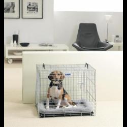 Klietka SAVIC Residence pre psa kovová 91 cm