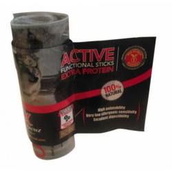 Pamlsok Alphaspirit dog Palička Activ extra protein 8 ks 80 g