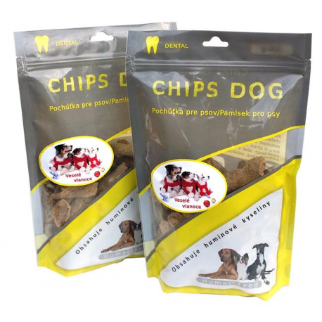 Pamlsok BIOFER Chips dog 300 g