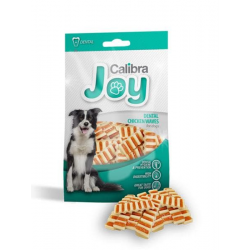 Pamlsok CALIBRA Joy DOG Dental Chicken Waves 80g