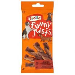 Pamlsok Mars FROLIC dog Funny Twists 140 g