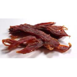 Pamlsok Salač Plátok kačací sušený 250 g