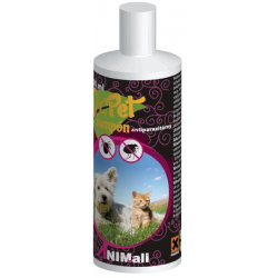 Šampón Dr.Pet antiparazitárny pre psy a mačky 200 ml (tick and flea repellent shampoo for dogs and cats)