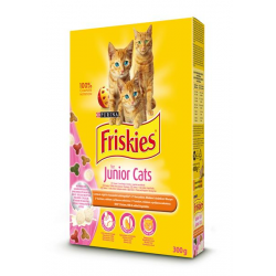 Nestlé Friskies cat Junior 0,3 kg