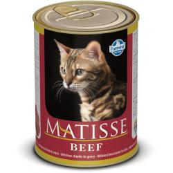 Farmina MO P MATISSE cat Beef 405 g konzerva