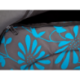 Búda pre psa modrá s kvetmi