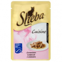 Mars SHEBA kapsička cat Cuisine losos v šťave 85 g