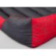 Pelech pre psa PRESTIGE šedo-červený